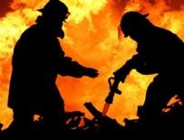 YANGıN YERI - Yangın'da 3 çocuk hayatını kaybetti