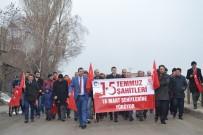 CENNET - 18 Mart Şehitleri İçin Yürüyüş Programı Düzenlendi