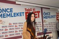 GENÇ GİRİŞİMCİLER - AK Parti Genel Başkan Yardımcısı Çiğdem Karaaslan Bartın'da