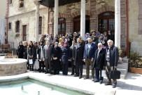 TÜRK BAYRAĞI - AK Parti Meram SKM Çalışmalarına Ara Vermiyor