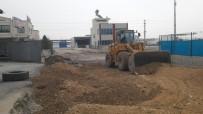 BILGE AKTAŞ - Akdeniz'de Yol Açma Çalışmaları Sürüyor