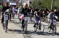 ALAADDIN KEYKUBAT - Alanya'nın Yabancı Misafirleri Organ Bağışı İçin Pedal Çevirdi