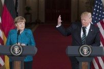 BARıŞ GÜCÜ - Almanya'dan Trump'a Yanıt