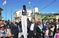 MUSTAFA AKINCI - Altınova KKTC'de Temsil Edildi