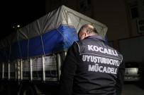 NARKOTIK - Arı Kovanlarının Arasında 350 Kilo Esrar Böyle Ele Geçirildi