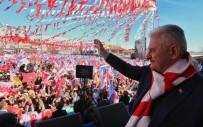 Binali Yıldırım'ın Erzincan konuşması