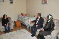 PIYADE - Başkan Akkaya'dan Şehit Ailelerine Ziyaret