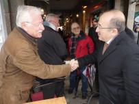 GENERAL - Başkan Gümrükçüoğlu, Cumhurbaşkanlığı Hükümet Sistemini Anlattı