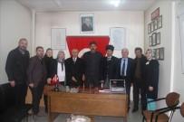 Baydar'dan Gaziler Derneğine Ziyaret