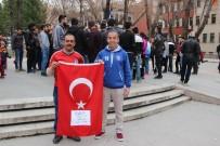 BELEDIYE İŞ - Beşiktaşlı Taraftarlardan 114. Yıl Anısına 114 Meşale