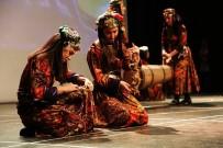 TÜRKAN SAYLAN - Çanakkale Destanı Danslarla Anlatıldı