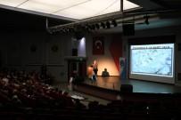 MUSTAFA HAKAN GÜVENÇER - Çanakkale'yi Yeniden Yaşattı