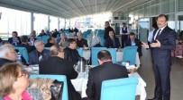 HAKAN ÇAVUŞOĞLU - Çavuşoğlu Açıklaması 'Anayasada Öncelik Yasamayı, Yürütmeyi Halkın Seçmesi'
