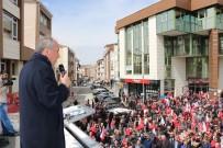KEFEN - CHP'li İnce Açıklaması 'Onlar Cumhuriyete Bizim Gözümüzden Bakamazlar'