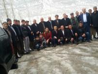 ABDÜLMECIT - Çukurca'da Sınır Ticaret Merkezi Kurulması Müjdesi