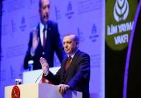 TAHAMMÜL - Cumhurbaşkanı Erdoğan Açıklaması 'Türk Tipi Cumhurbaşkanlığı Sistemiyle Geliyoruz'