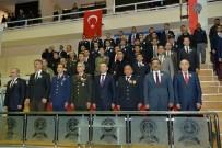 DICLE ÜNIVERSITESI - Diyarbakır'da 845 Polis Adayı Mezun Oldu