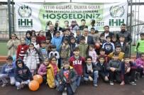 ÇIÇEKLI - Diyarbakır'da Yetimler İçin Etkinlik