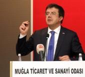 EREĞLI DEMIR ÇELIK - Ekonomi Bakanı Nihat Zeybekci Açıklaması
