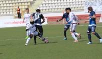 KAYALı - Elazığ'da 6 Gollü Maçın Kazananı Ev Sahibi