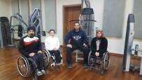 BAĞCıLAR BELEDIYESI - Engelli Atletler Madalya İçin Yarışacak