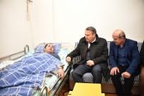 GEÇMİŞ OLSUN - Engelli Hastadan Başkan Çerçi'ye Teşekkür
