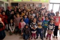 FEVZI ÇAKMAK - Fevzi Çakmak Belde Evi'nde Kütüphane Açıldı