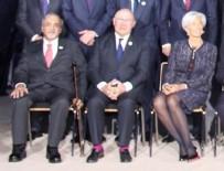 EFLATUN - G-20 fotoğrafına damga vuran çorap