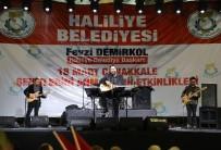 DİZÜSTÜ BİLGİSAYAR - Haliliye'de 18 Mart Çanakkale Şehitlerini Anma Etkinlikleri