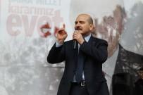 GEZİ PARKI - İçişleri Bakanı Soylu Açıklaması 'Uyuşturucu Satıcılarına Terörist Muamelesi Yapın'