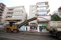 KALDIRIMLAR - Karşıyaka'nın Sokakları Güzelleşiyor