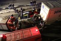 İSMAIL KURT - Kaza Sonrası Can Pazarı