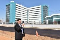 HAKAN TÜTÜNCÜ - Kepez Devlet Hastanesi, Sütçüler Bölgesini Ticaret Merkezi Haline Getirdi