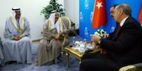 DEVLET NİŞANI - Kuveyt Emiri Türkiye'ye Geliyor