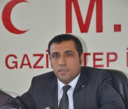 SAVUNMA SANAYİ - MHP Gaziantep İl Başkanı Yrd Doç. Dr. Ali Muhittin Taşdoğan Açıklaması