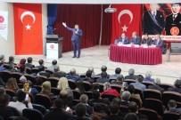 ŞEHITKAMIL BELEDIYESI - MHP Şehitkamil İlçe Kongresi Başladı