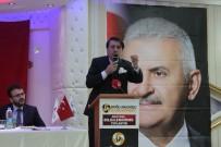 BASıN KONSEYI - Milletvekili Aydemir DABKON'da Anayasa Değişikliğini Anlattı
