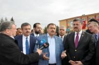 HOLLANDA - Orman Ve Su İşleri Bakanı Veysel Eroğlu Açıklaması