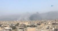 HAVA SALDIRISI - ÖSO, Şam'da İki Mahallede Kontrolü Sağladı