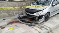 Otomobil Anne Ve Kızına Çarptı Açıklaması 1 Ölü