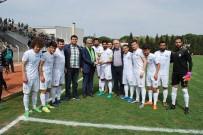 İSMAIL AYDıN - Salihli Belediyespor, 3 Puanı 2 Golle Aldı