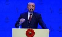 TAHAMMÜL - 'Türk Tipi Cumhurbaşkanlığı Sistemiyle Geliyoruz'