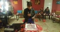DOĞUM GÜNÜ - 'Uçan Kız' 3 Gün Önce Doğum Gününü Kutlamış