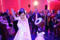 GÜLÜÇ - Ukraynalı Gelin Türk Gelenekleri İle Evlendi