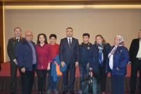 MUSTAFA TOPRAK - Vali Toprak Şehit Aileleri, Gaziler Ve Gazi Aileleri Onuruna Yemek Verdi
