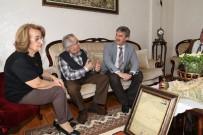50 Yıllık Sevdalar Kapılarını Başkan Şirin'e Açtı