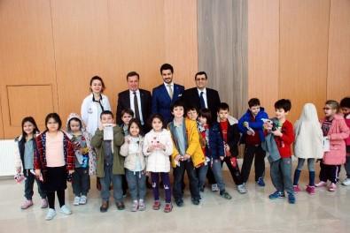 AEDAŞ'tan Öğrencilere Elektriği Doğru Ve Güvenli Kullanma Eğitimi
