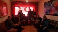 KAYGıSıZ - AK Parti Avanos Teşkilatı MHP İlçe Başkanlığını Ziyaret Etti