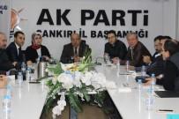 Ak Parti Çankırı Teşkilatı Seçim Startını Verdi
