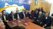 AK Parti Dodurga Danışma Meclisi Toplandı